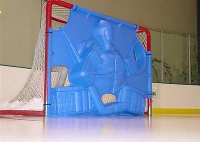 Hockey Goalie Training Easy to attach - Rickoshay