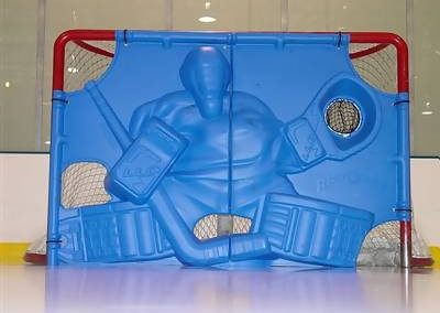 Goal Blocker Training