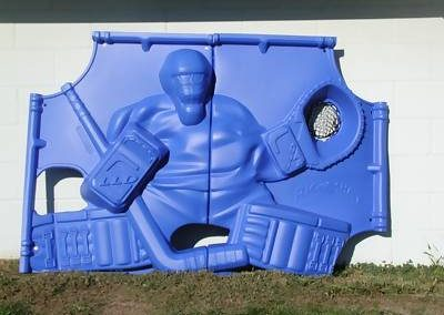 Hockey Goalie Glove Saves